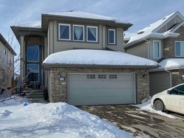 2112 68 Street, Edmonton, AB T6X 0S7 (#E4188350) :: The Foundry Real Estate Company