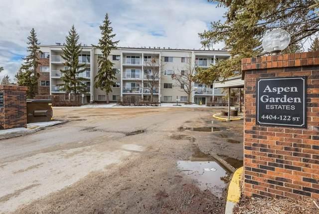 222 4404 122 Street, Edmonton, AB T6J 4A9 (#E4188384) :: Initia Real Estate