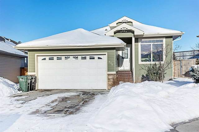 736 Foxtail Cove, Sherwood Park, AB T8A 4G1 (#E4188436) :: The Foundry Real Estate Company