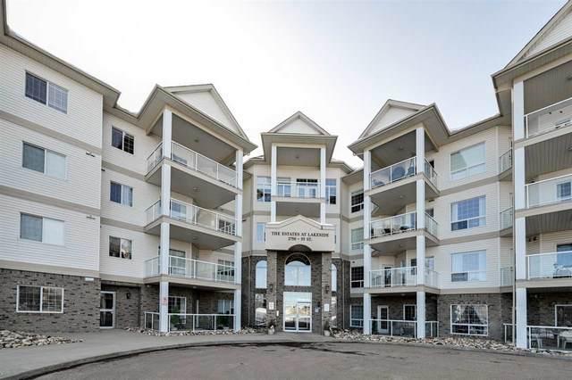 465 2750 55 Street, Edmonton, AB T6L 7H5 (#E4188446) :: Initia Real Estate