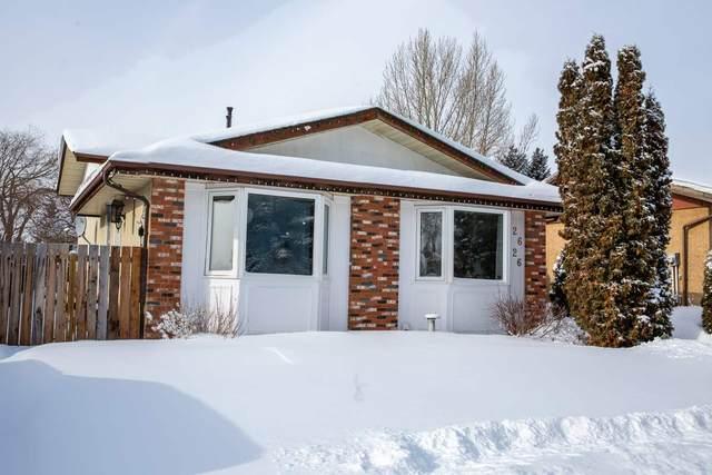 2626 49 Street, Edmonton, AB T6L 3W9 (#E4188490) :: Initia Real Estate