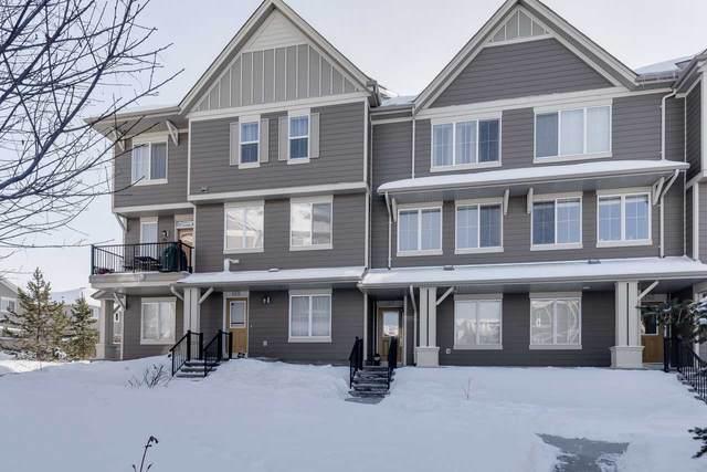 147 603 Watt Boulevard, Edmonton, AB T6X 0P3 (#E4188526) :: The Foundry Real Estate Company