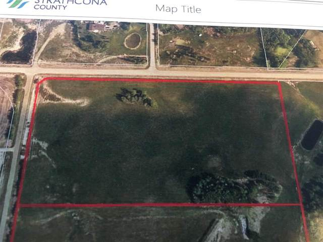 Range Road 233 & Twsp Rd 520, Rural Strathcona County, AB T8B 1E6 (#E4188638) :: The Foundry Real Estate Company
