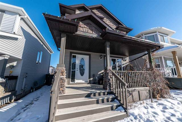 28 Vivian Way, Spruce Grove, AB T7X 0C2 (#E4188648) :: Initia Real Estate