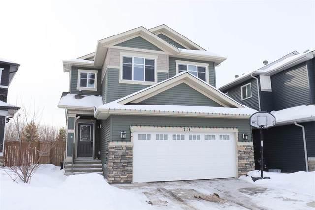 715 40 Avenue, Edmonton, AB T6T 0T3 (#E4188731) :: The Foundry Real Estate Company