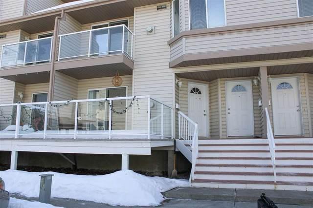 10 2505 42 Street NW, Edmonton, AB T6L 7G8 (#E4188755) :: Initia Real Estate