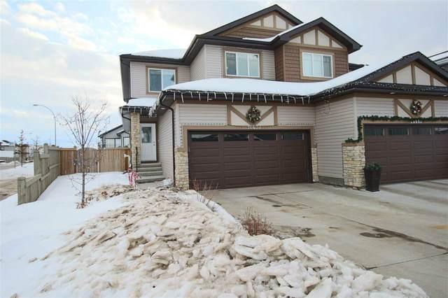 16437 132 Street, Edmonton, AB T6V 0J5 (#E4189009) :: Initia Real Estate