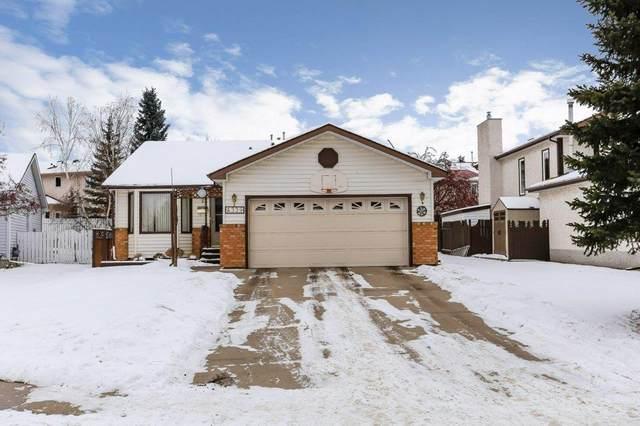 4339 29 Street, Edmonton, AB T6T 1C5 (#E4189075) :: Initia Real Estate