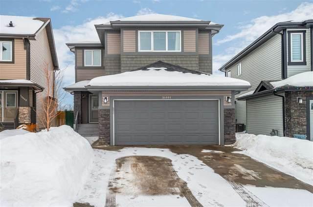16444 140 Street, Edmonton, AB T6V 0K7 (#E4189093) :: The Foundry Real Estate Company