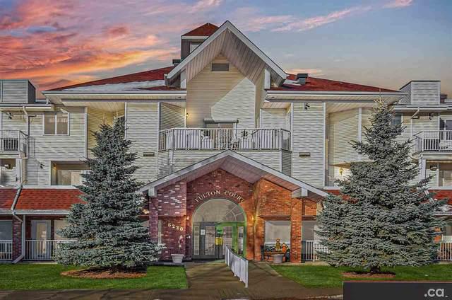 323 6220 Fulton Road, Edmonton, AB T6A 3T4 (#E4189172) :: Initia Real Estate