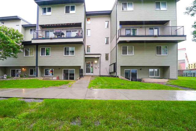 4 13454 Fort Road, Edmonton, AB T5A 1C5 (#E4189266) :: Initia Real Estate