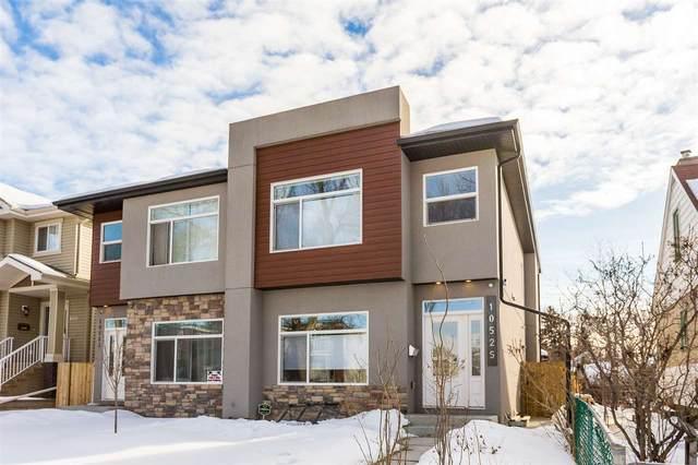 10525 69 Avenue, Edmonton, AB T6H 2C5 (#E4189296) :: Initia Real Estate