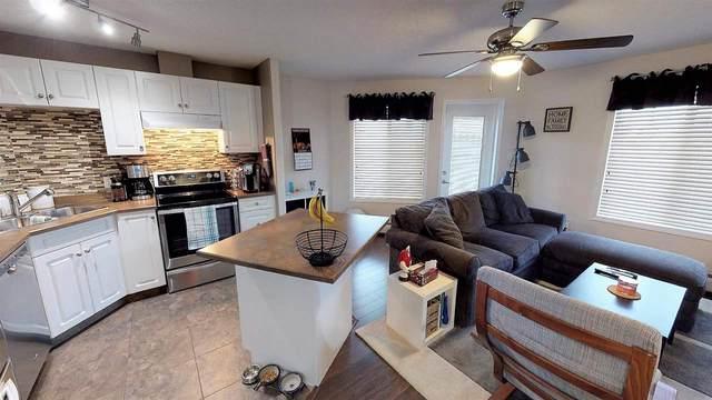 217 111 Edwards Drive, Edmonton, AB T6X 0C4 (#E4189486) :: Initia Real Estate