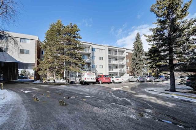121 4404 122 Street, Edmonton, AB T6J 4A9 (#E4189513) :: Initia Real Estate