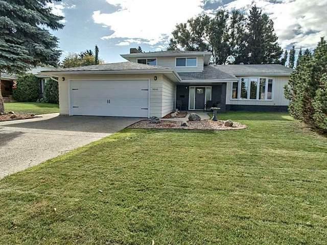 14343 60 Avenue NW, Edmonton, AB T6H 1J8 (#E4189585) :: Initia Real Estate