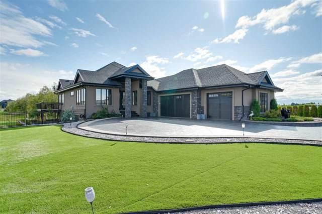201 Via Tuscano, Rural Sturgeon County, AB T8T 0C9 (#E4189596) :: Initia Real Estate