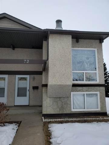 72 Northwoods Village, Edmonton, AB T5X 1T2 (#E4189597) :: Initia Real Estate