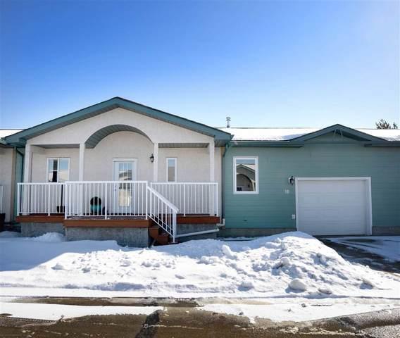 19 3 Spruce Ridge Drive, Spruce Grove, AB T7X 4N3 (#E4189647) :: Initia Real Estate