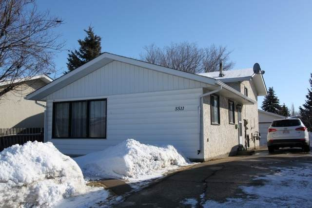 5511 54 Street, Leduc, AB T9E 5P1 (#E4189658) :: Initia Real Estate