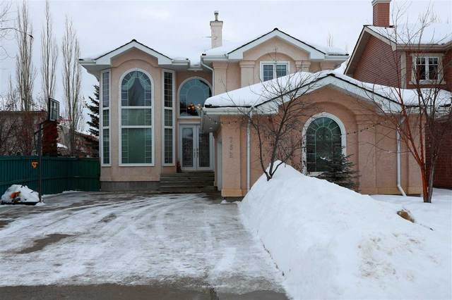 752 Haliburton Crescent, Edmonton, AB T6R 2Z7 (#E4189705) :: Initia Real Estate