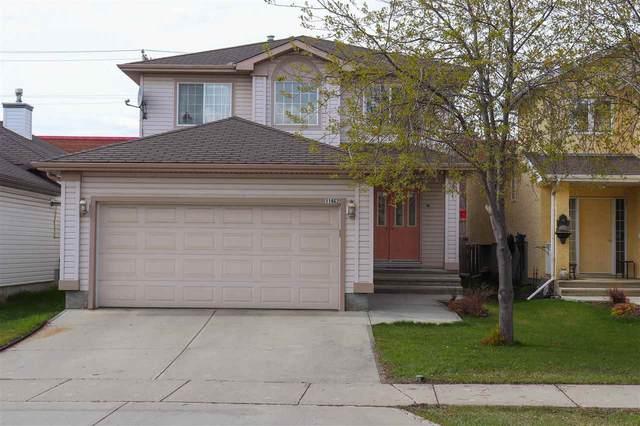 11462 118A Street, Edmonton, AB T5G 3J2 (#E4189757) :: Initia Real Estate