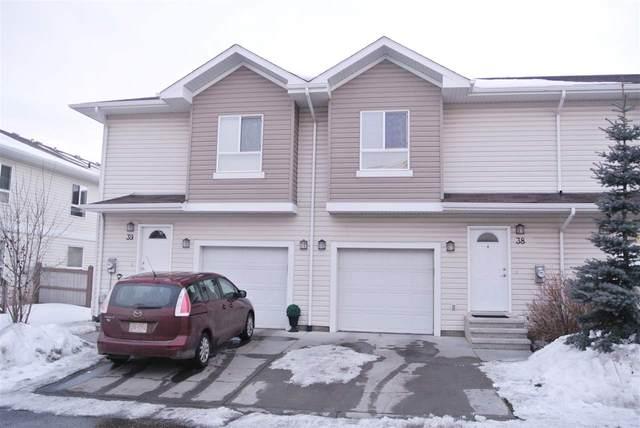 38 5120 164 Avenue, Edmonton, AB T5Y 0L7 (#E4189906) :: Initia Real Estate