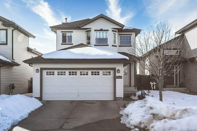 16510 57 Street, Edmonton, AB T5Y 0A2 (#E4189909) :: Initia Real Estate