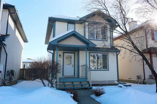 217 84 Street, Edmonton, AB T6X 1H6 (#E4189943) :: Initia Real Estate