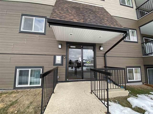 202 2508 40 Street, Edmonton, AB T6L 5L1 (#E4189970) :: Initia Real Estate