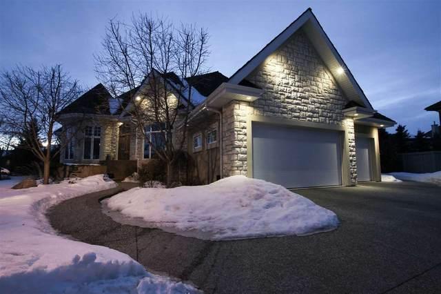 1420 Woodward Crescent, Edmonton, AB T6M 0A3 (#E4190086) :: Initia Real Estate