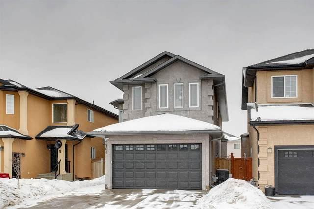 5903 166 Avenue, Edmonton, AB T5Y 0J2 (#E4190119) :: Initia Real Estate