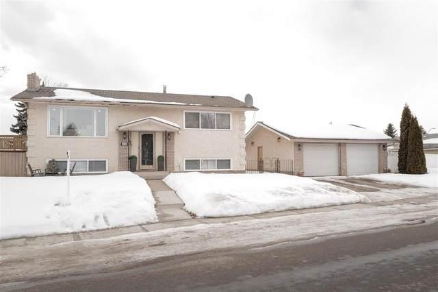14930 74 Street, Edmonton, AB T5C 0Y5 (#E4190186) :: Initia Real Estate