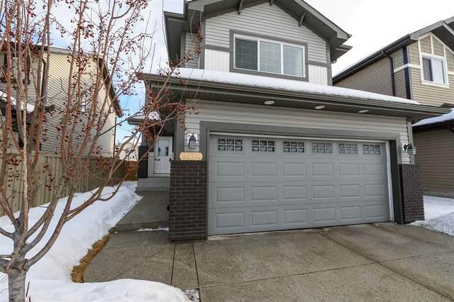 3318 Abbott Cr, Edmonton, AB T6W 1A8 (#E4190250) :: Initia Real Estate