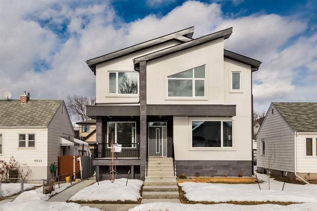 10718 68 Avenue, Edmonton, AB T6H 2B5 (#E4190393) :: Initia Real Estate