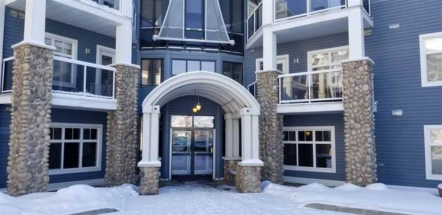 104 16035 132 Street, Edmonton, AB T6V 0B4 (#E4190495) :: Initia Real Estate