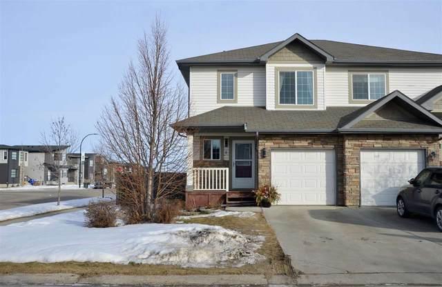 2 Vanessa Ave, Spruce Grove, AB T7Z 1X3 (#E4190497) :: Initia Real Estate