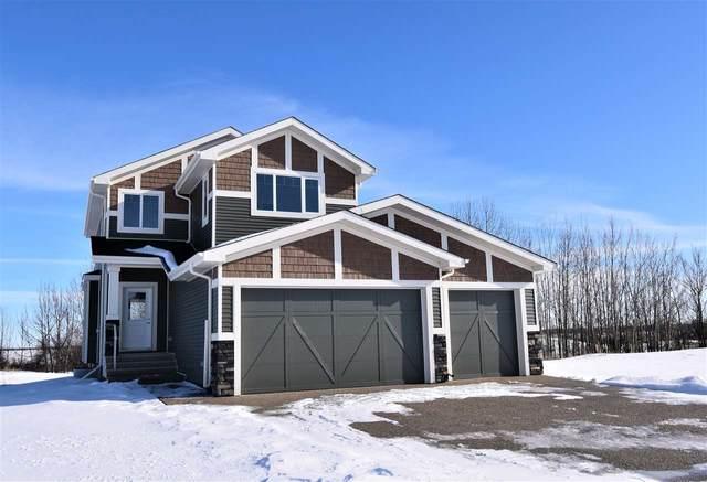 23 3410 Ste. Anne Trail, Rural Lac Ste. Anne County, AB T0E 0A1 (#E4190501) :: Initia Real Estate