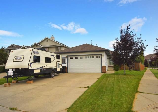 2 Spruce Grouse Crescent, Spruce Grove, AB T7X 4M9 (#E4190525) :: Initia Real Estate