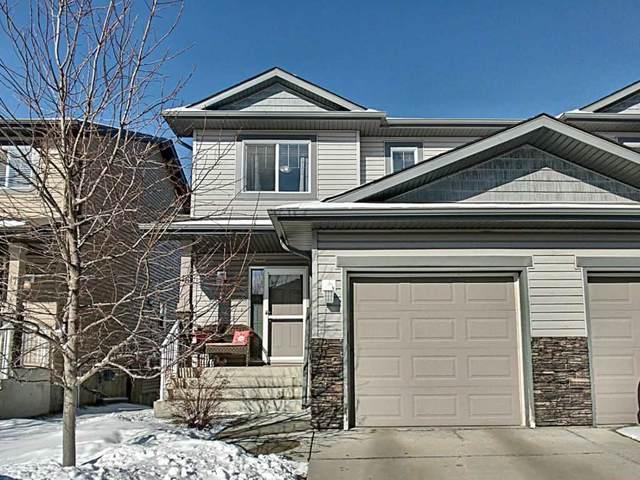 16 85 Spruce Village Drive W, Spruce Grove, AB T7X 0L2 (#E4190565) :: Initia Real Estate