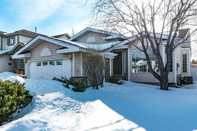 5 Lilac Drive, Sherwood Park, AB T8H 1P8 (#E4190605) :: Initia Real Estate
