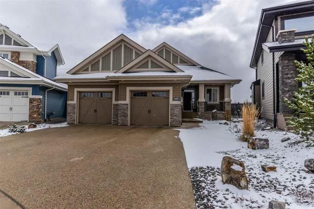 3909 Ginsburg Crescent, Edmonton, AB T5T 4V2 (#E4190618) :: Initia Real Estate