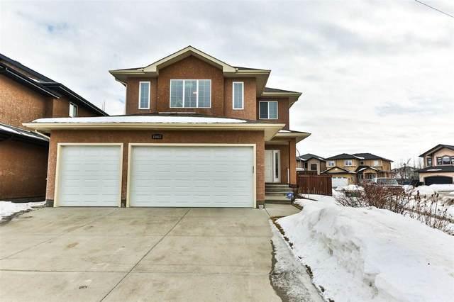 15417 52A Street, Edmonton, AB T5Y 0L5 (#E4190620) :: Initia Real Estate