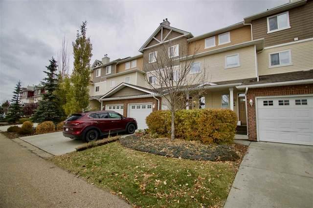 8 3010 33 Avenue, Edmonton, AB T6T 0C3 (#E4190688) :: Initia Real Estate