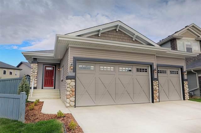 3453 Goodridge Link NW, Edmonton, AB T5T 4G2 (#E4190807) :: Initia Real Estate