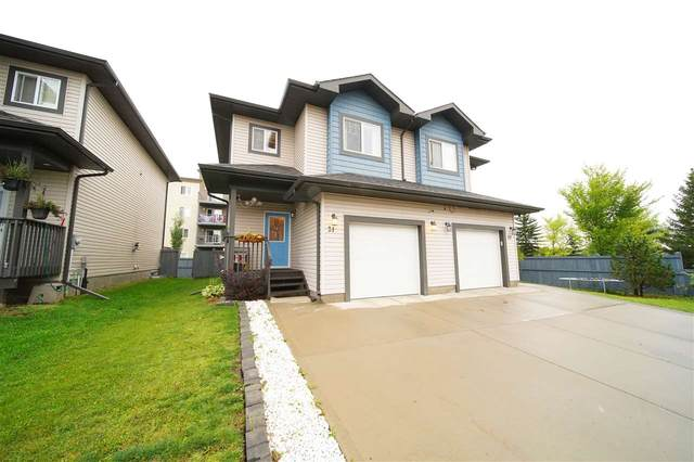 21 16004 54 Street, Edmonton, AB T5Y 0R1 (#E4190840) :: Müve Team | RE/MAX Elite