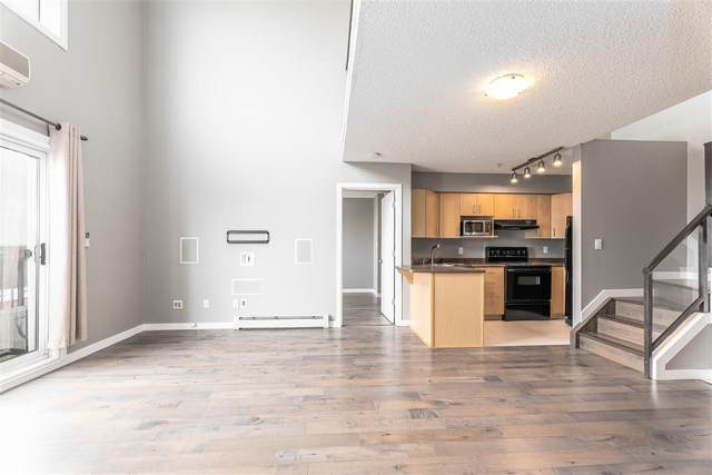401 10118 95 Street, Edmonton, AB T5H 4R6 (#E4190880) :: Initia Real Estate