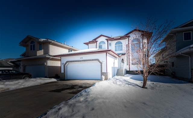 273 Ozerna Road, Edmonton, AB T5Z 3R3 (#E4190895) :: Müve Team | RE/MAX Elite