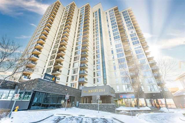 1310 10149 Saskatchewan Drive, Edmonton, AB T6E 6B6 (#E4190916) :: RE/MAX River City