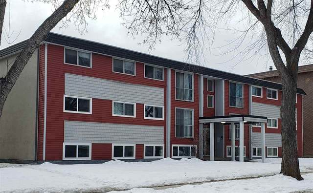 304 10615 114 Street, Edmonton, AB T5H 3J8 (#E4190935) :: RE/MAX River City