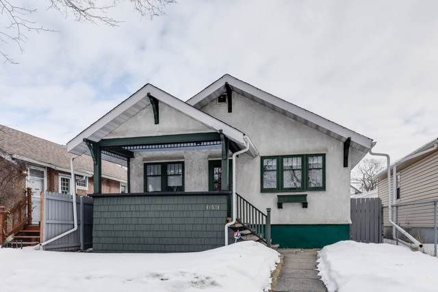 11531 96 Street, Edmonton, AB T5G 1T6 (#E4190936) :: Initia Real Estate